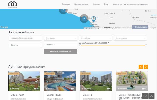 Дизайн сайтов логотипов